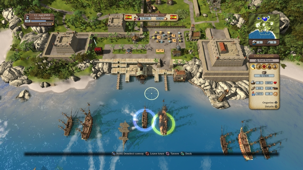 port royale gold power and pirates download